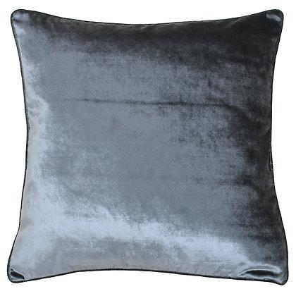 Anthracite Luxe Velvet Cushion