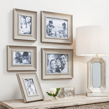 """Large Edgewood Scatter Frame 10 x 8"""""""
