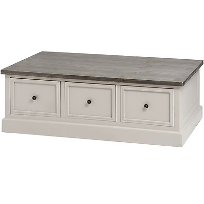 Soulby 6 Drawer Coffee Table