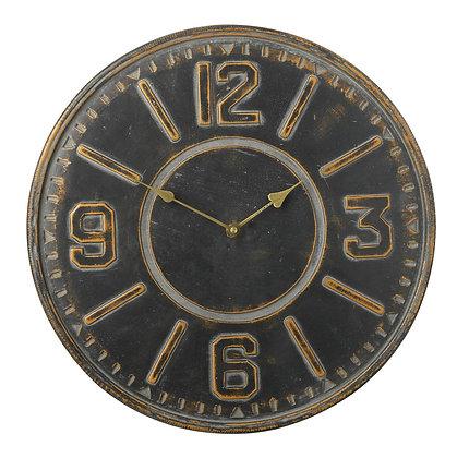 Factory Style Clock