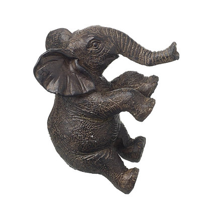 Baby Elephant Pot Hanger