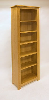 Middleham 4' x 2' Slim Bookcase