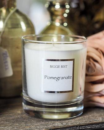 Luxury Pomegranate Candle