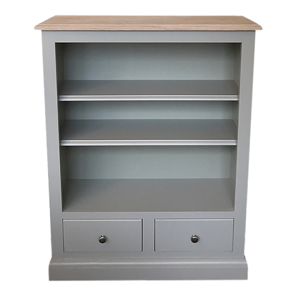 Buttermere 2 Drawer Bookcase
