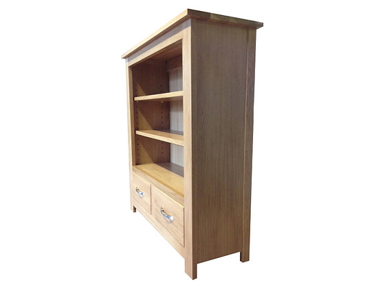 6' x 3' Bookcase with Drawers
