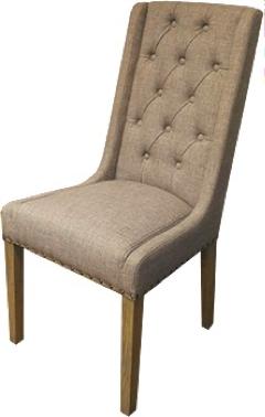 Hawkswick Smoke Chair