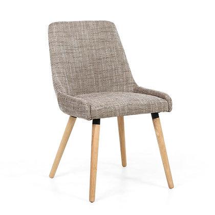 Calverley Oatmeal Tweed Chair