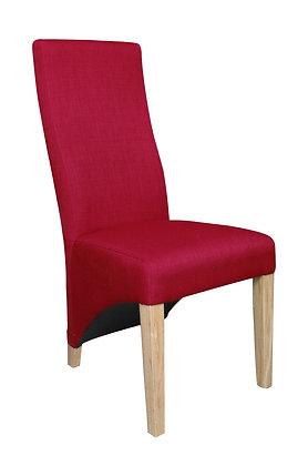 Red Bradford Dining Chair