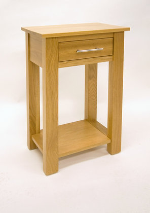 Middleham Side Table with Shelf