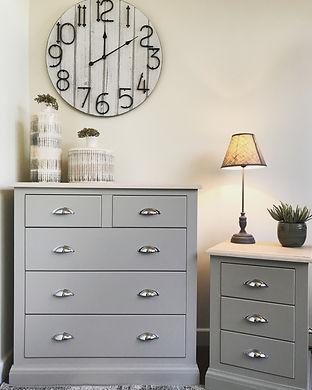 Painted bedroom furniture | Bingley | Bradford | Skipton