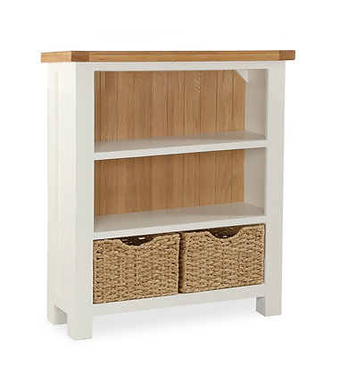 Skipton Low Bookcase