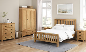 Oak Bedroom Furniture | Oak furniture sale | discount oak furniture | oak beds | oak wardrobes | oak drawers |