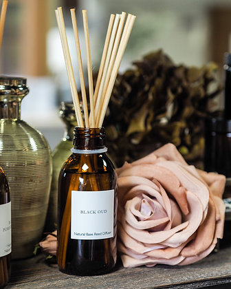 Black Oud Luxury Fragrance Diffuser