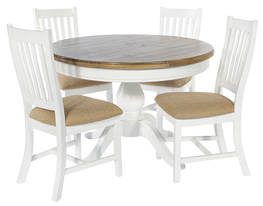 Litton Pedestal Dining Table