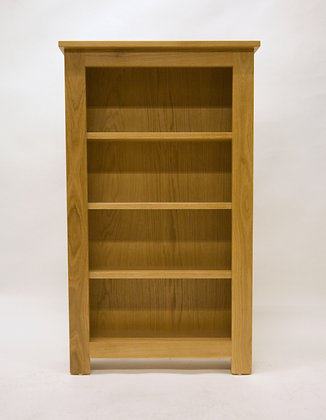 50' Shallow Bookcase