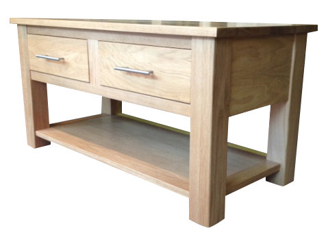 Middhleham Two Drawer Coffee Table