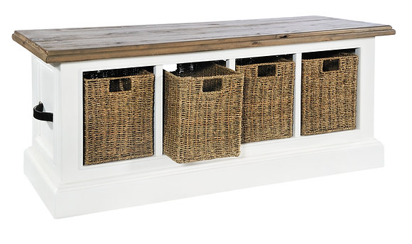 Litton Low Basket Unit