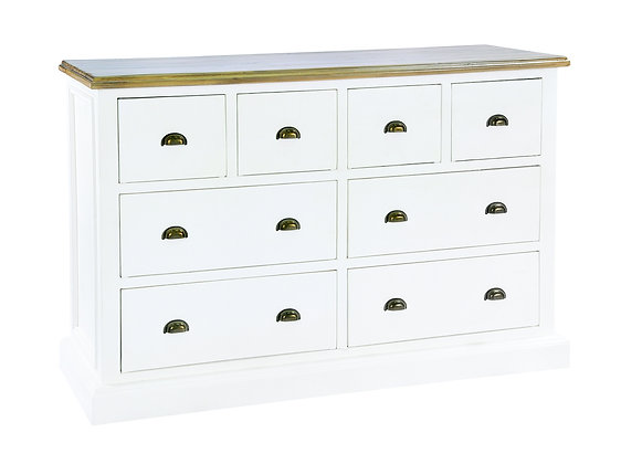 Litton 4 Over 4 Wide Chest