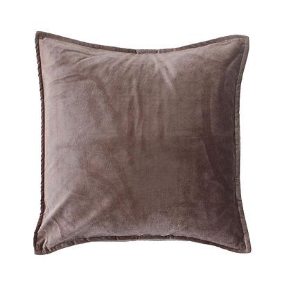 Mushroom Velvet Cushion