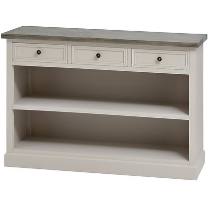 Soulby Low Bookcase