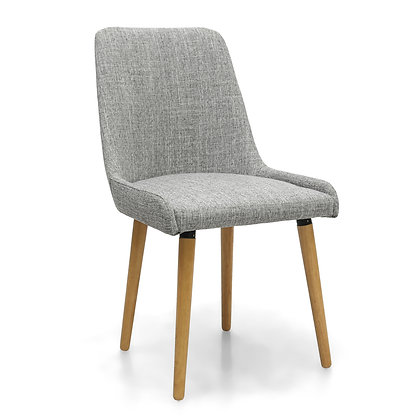 Calverley Grey Weave Chair