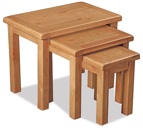 Settle Nest of Tables