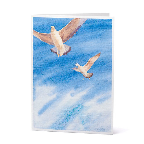 Free Spirits Greeting Cards