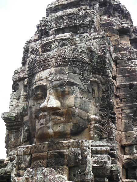 Buddha Bayon Temple
