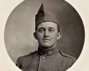 Malachi O'Connor - WWI Soldier