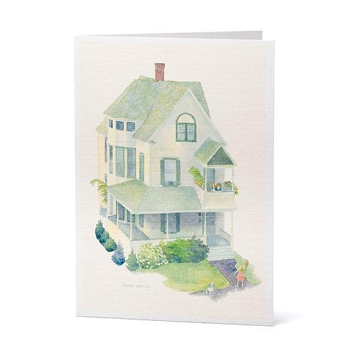 Pretty Perch Greeting Cards