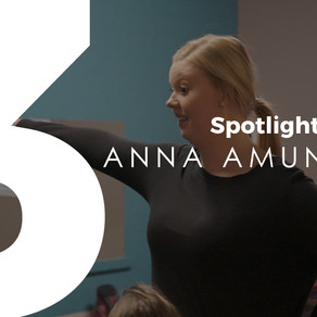 Spotlight Episode 3: Anna Amundson