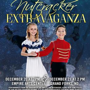 Nutcracker Extravaganza Tickets Now On Sale!