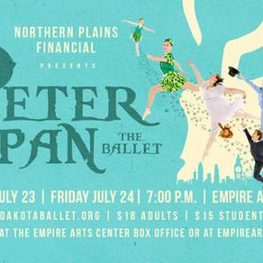 Peter Pan The Ballet (Rescheduled)