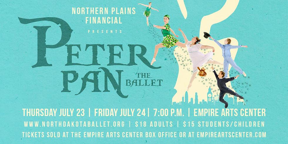 Peter Pan the Ballet