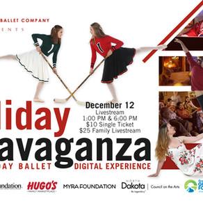 Holiday Extravaganza 2020 - A Digital Experience