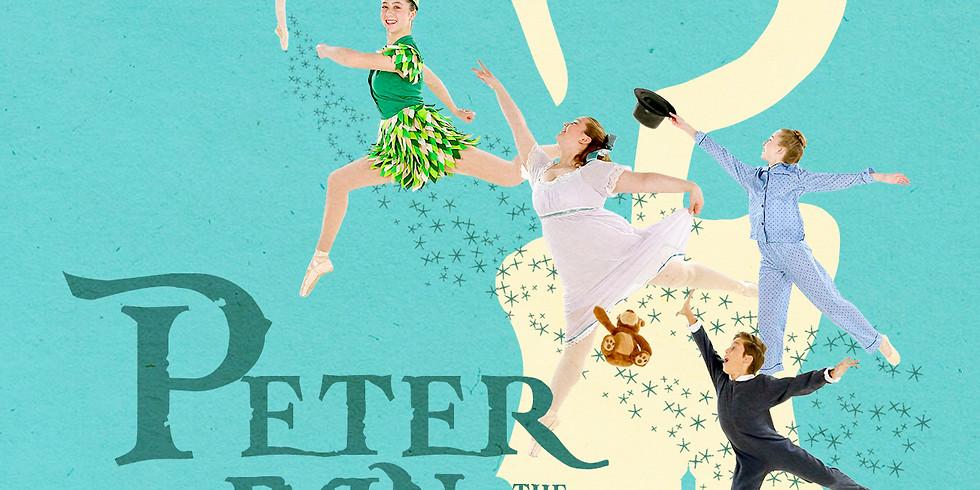 POSTPONED: Peter Pan Ballet