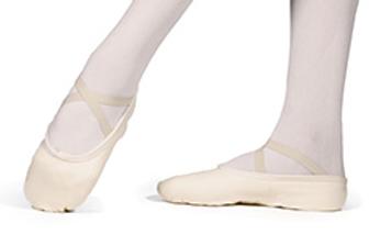 Adult's Sansha® Canvas Pro Ballet
