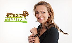 Tierische Freunde, SRF, Nina Havel, Lorenz Bohler
