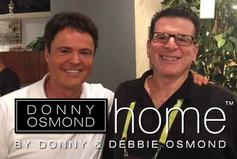 Donny Osmond Home