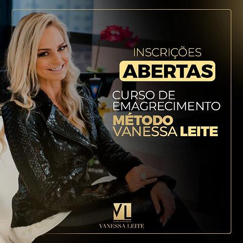 CURSO DE EMAGRECIMENTO ONLINE Vanessa Leite APENAS R$197,00