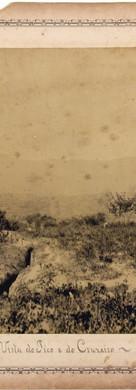 Vista do Pico e do Cruzeiro - entre 1894