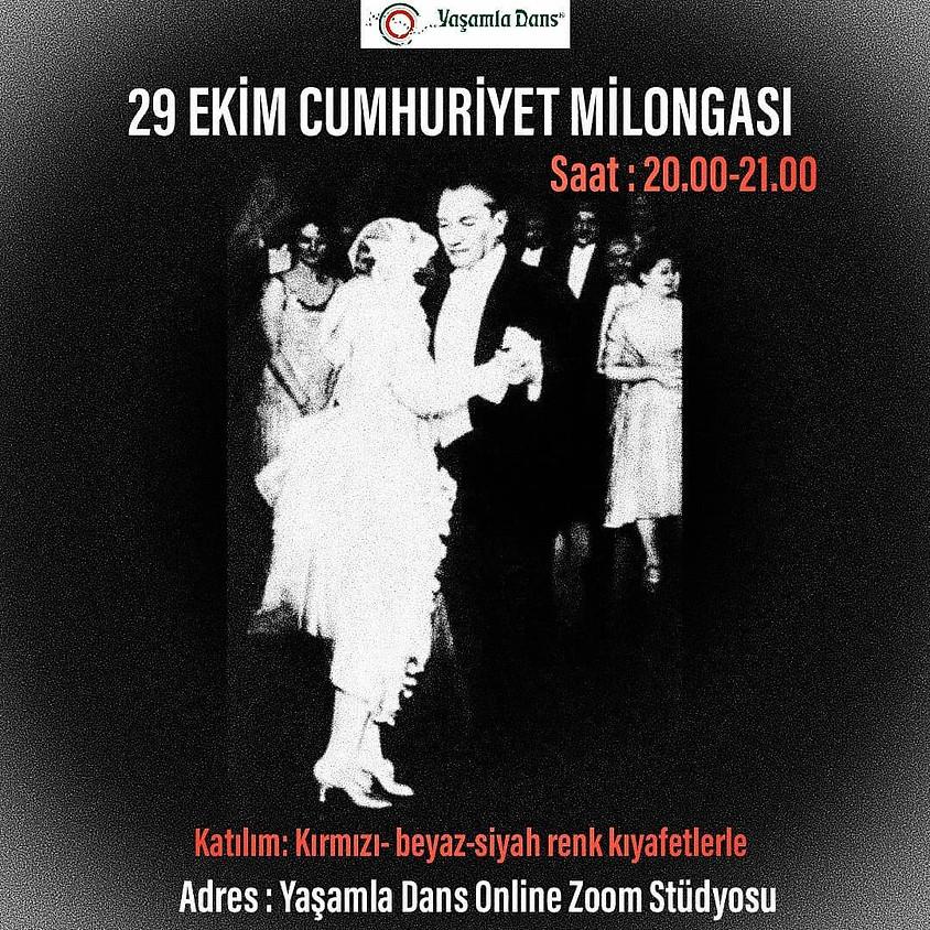29 Ekim Cumhuriyet Milongası