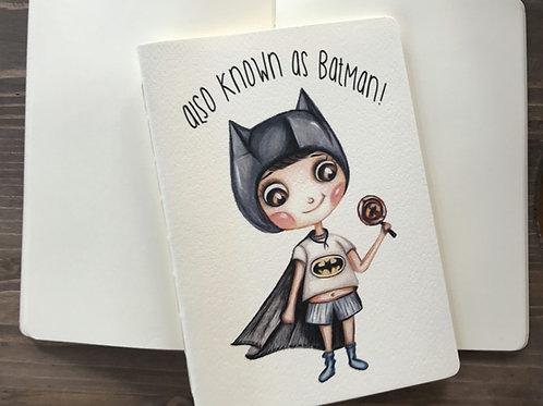 Batman Not Defteri