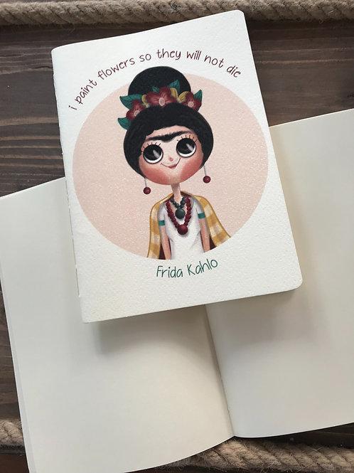 Frida Not Defteri