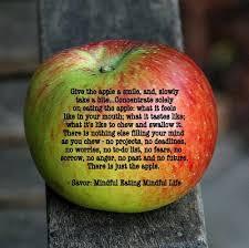 Elma Meditasyonu