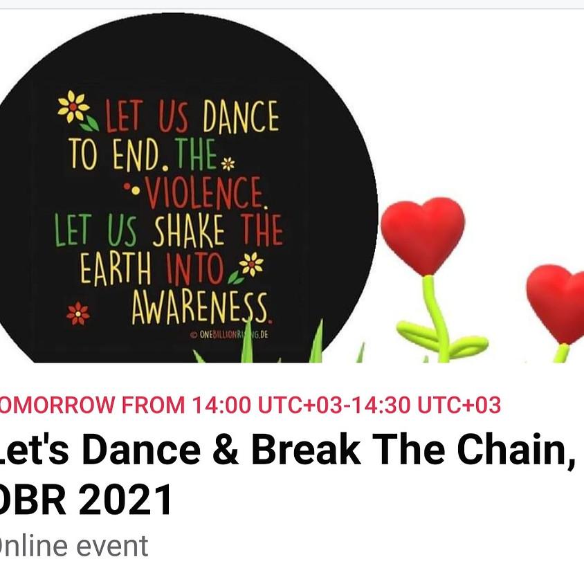Let's Dance & Break the Chain, OBR 2021
