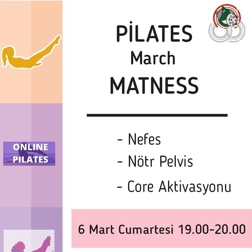 Pilates March MatNess