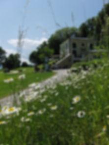 Golfplatz Schloss Maxlrain Loch 3