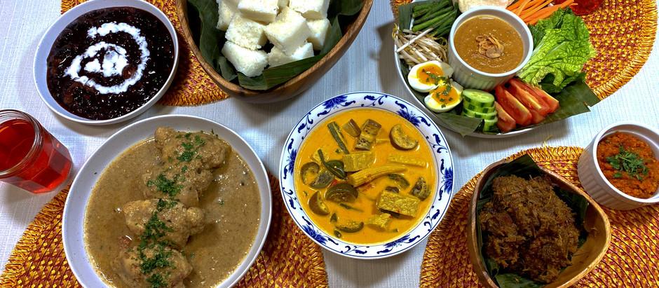 5.11.2021 Dinner in Yogyakarta