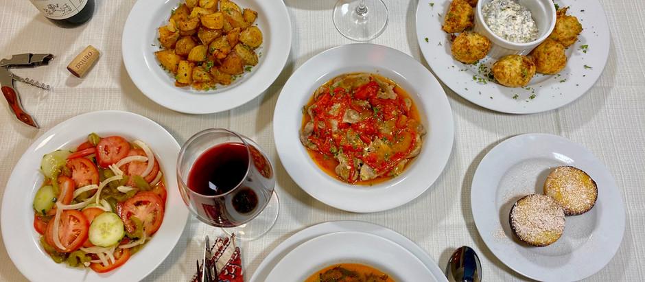 11.10.2020 Dinner in Lisbon